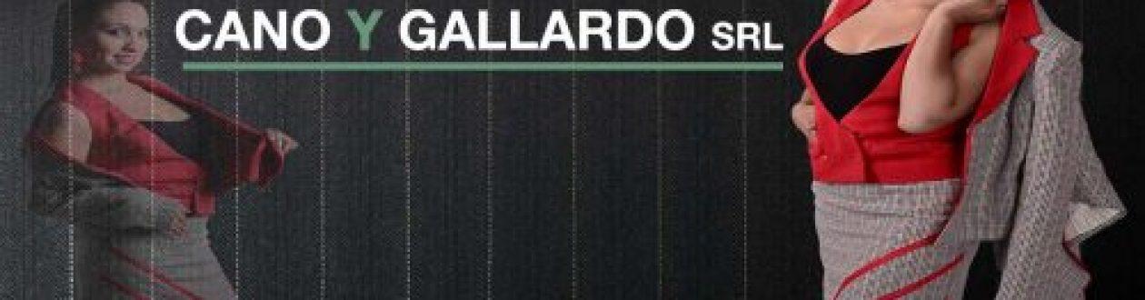 CANO Y GALLARDO SRL